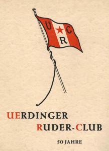 Titelblatt der Festschrift 1957